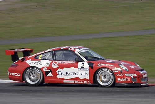 Mr Porsche Vijfde In Silverstone Mijn Hele Lichaam Doet Pijn